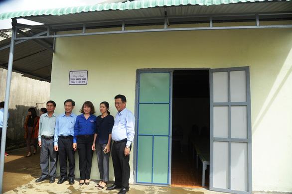 Điện lực miền Trung tặng phòng ở cho học sinh bán trú - Ảnh 2.