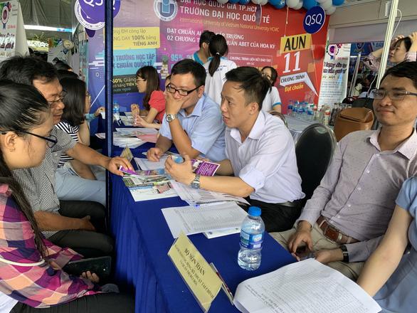 ĐH Quốc tế - ĐH Quốc gia TP.HCM xét tuyển kết quả 2 kỳ thi đánh giá năng lực - Ảnh 1.