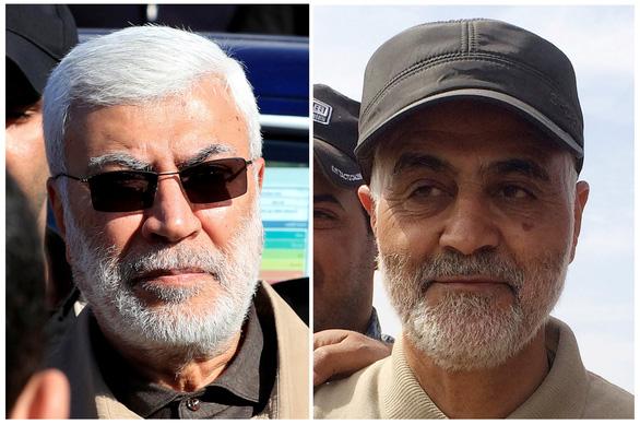 Tiêu diệt thủ lĩnh quân đội Iran, ông Trump đặt lính Mỹ ở Iraq vào nguy hiểm? - Ảnh 1.