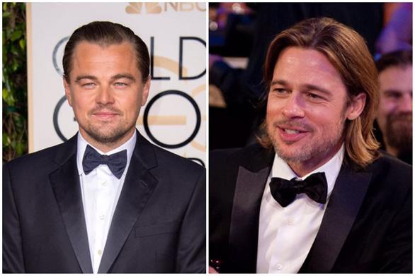 Leonardo DiCaprio và Brad Pitt sẽ xuất hiện tại lễ trao giải Quả cầu vàng - Ảnh 1.