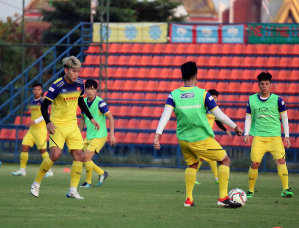 U23 Việt Nam - U23 Bahrain: Cuộc tổng duyệt cuối của ông Park - Ảnh 1.