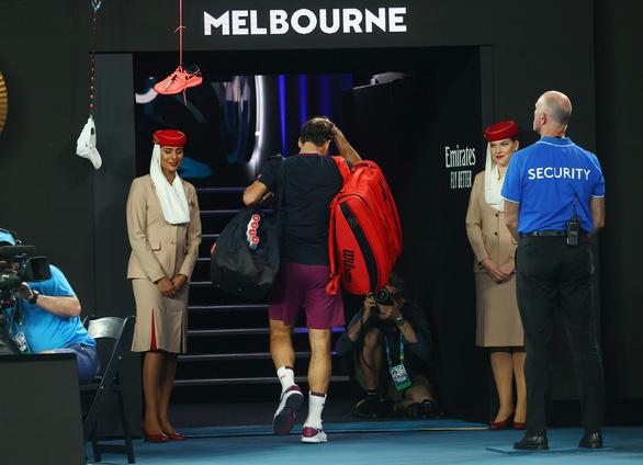 Thắng nhanh Federer, Djokovic vào chung kết Giải Úc mở rộng 2020 - Ảnh 2.