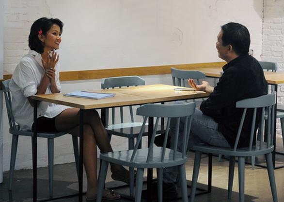 Hoa hậu HHen Niê đóng phim hành động của đạo diễn Cha cõng con - Ảnh 1.