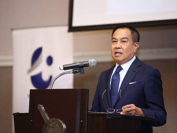 Gần ngày bầu cử, chủ tịch Hiệp hội Bóng đá Thái Lan bị tố tham nhũng hàng triệu đôla - Ảnh 1.
