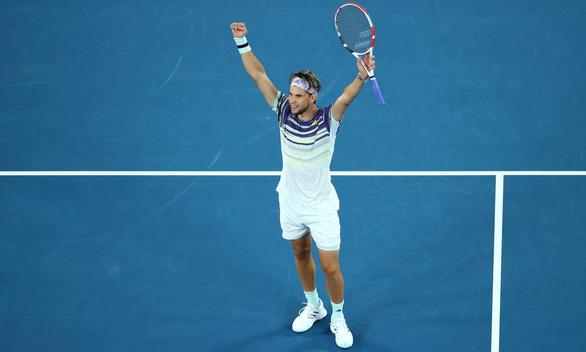 Đánh bại Zverev, Dominic Thiem gặp Djokovic ở chung kết Úc mở rộng - Ảnh 2.