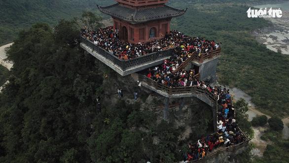 Chùa Tam Chúc, Yên Tử thông báo hủy khai hội - Ảnh 1.