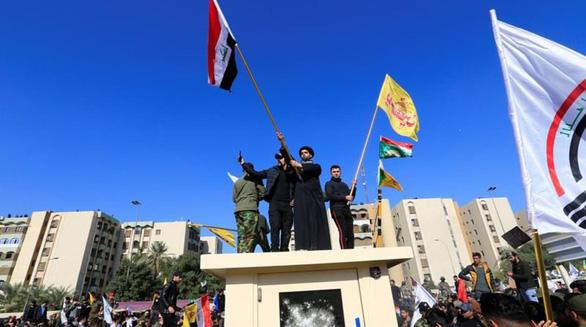 Các kịch bản báo thù của Iran sau khi tướng Soleimani bị Mỹ ám sát - Ảnh 1.