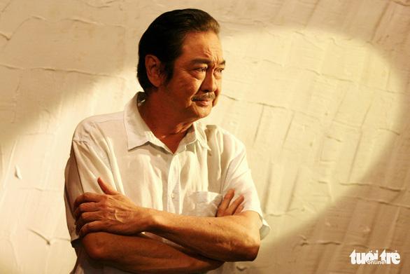 Nghệ sĩ Nguyễn Chánh Tín của Ván bài lật ngửa đột ngột qua đời - Ảnh 1.