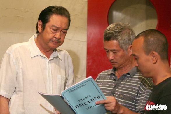 Tài tử Chánh Tín: Diễn viên tầm cỡ, một biểu tượng của điện ảnh Việt - Ảnh 7.