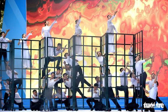 70 năm Ngày truyền thống HS-SV: Cháy mãi ngọn lửa yêu nước - Ảnh 1.