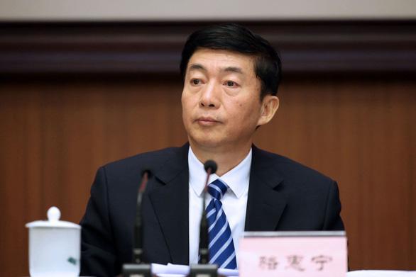 Trung Quốc thay trưởng Văn phòng liên lạc ở Hong Kong - Ảnh 1.