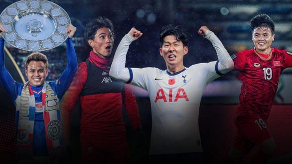 Quang Hải thứ 17 danh sách Cầu thủ hay nhất châu Á 2019 - Ảnh 1.