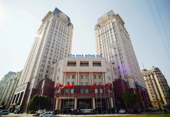 Công ty con thua lỗ, 'ông lớn' Sông Đà ôm nợ hơn 11.000 tỉ đồng - Ảnh 1.