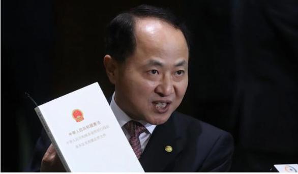 Trung Quốc thay trưởng Văn phòng liên lạc ở Hong Kong - Ảnh 2.