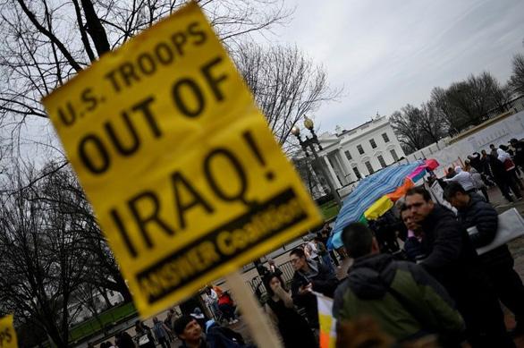 Nước Mỹ nửa phản đối, nửa ủng hộ ông Trump giết tướng Soleimani - Ảnh 2.