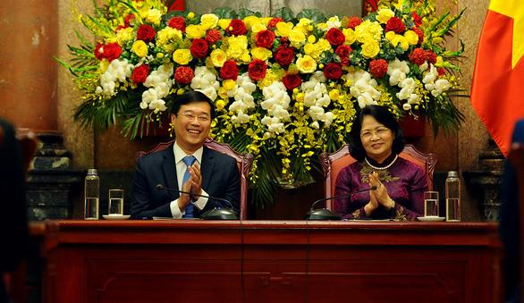 Phó chủ tịch nước Đặng Thị Ngọc Thịnh: Nghèo vì không có ước mơ, không dám ước mơ - Ảnh 2.