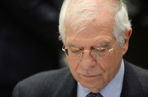 EU mời Ngoại trưởng Iran đến Brussels - Ảnh 1.