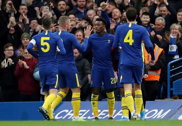 Chelsea dễ dàng vào vòng 4 Cúp FA, Tottenham phải đá lại - Ảnh 1.