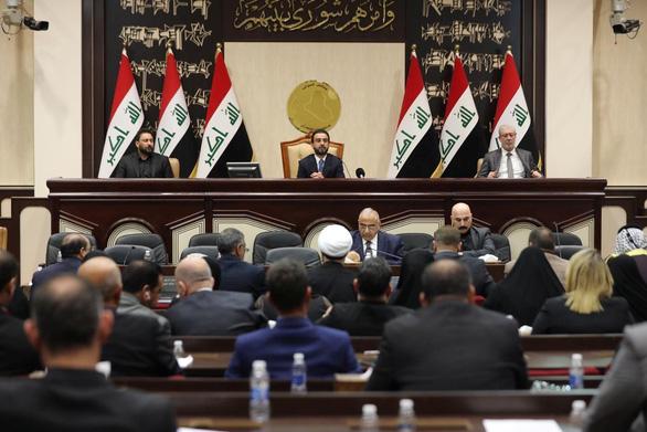 Iraq đòi Mỹ và liên minh rút quân - Ảnh 1.