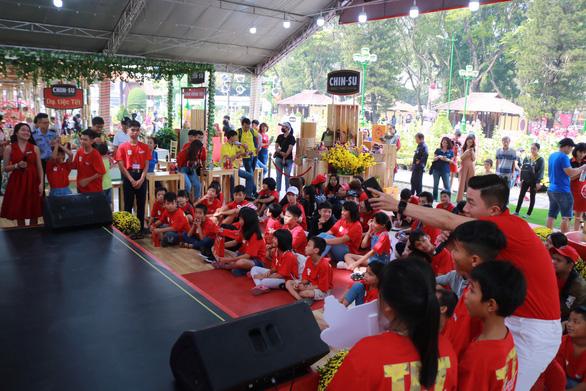 Hoạt động thiện nguyện 'Tết trẻ em' tại Lễ hội Tết Việt 2020 - Ảnh 2.