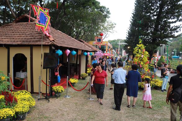 Hoạt động thiện nguyện 'Tết trẻ em' tại Lễ hội Tết Việt 2020 - Ảnh 8.
