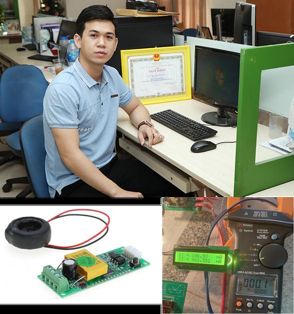 Sinh viên Duy Tân giành nhiều giải Sinh viên nghiên cứu khoa học cấp bộ năm 2019 - Ảnh 2.