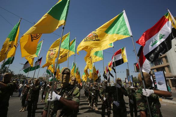 Lực lượng dân quân Iraq đe dọa các căn cứ Mỹ là ai? - Ảnh 1.