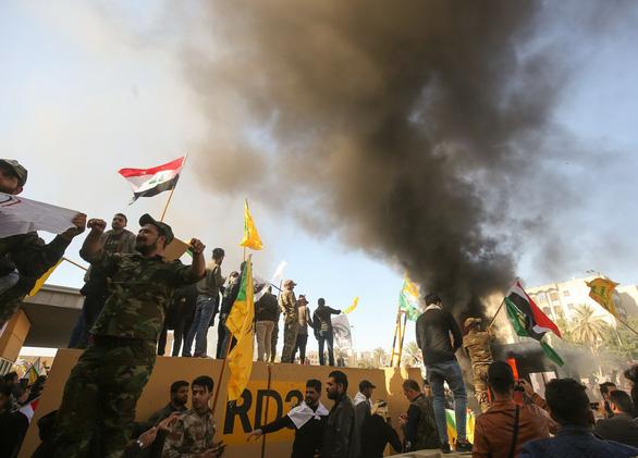Lực lượng dân quân Iraq đe dọa các căn cứ Mỹ là ai? - Ảnh 3.