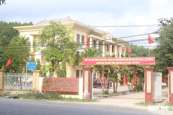 Kẻ gian phá két sắt ở UBND xã, lấy đi gần 100 triệu đồng - Ảnh 1.