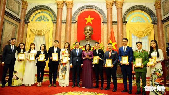 Phó chủ tịch nước Đặng Thị Ngọc Thịnh: Nghèo vì không có ước mơ, không dám ước mơ - Ảnh 4.