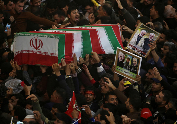 Tướng lĩnh Mỹ sốc vì cách ông Trump ra lệnh giết tướng Iran? - Ảnh 2.