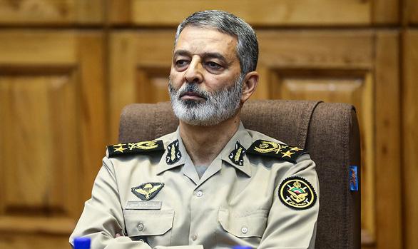 Tướng Iran: Mỹ chết nhát không dám động thủ - Ảnh 1.