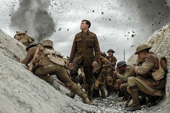 Phim thế chiến 1917 không ngôi sao vẫn làm nên kỳ tích Quả cầu vàng 2020 - Ảnh 4.