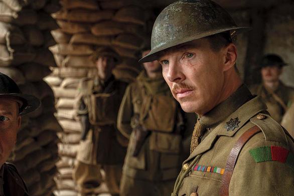 Phim thế chiến 1917 không ngôi sao vẫn làm nên kỳ tích Quả cầu vàng 2020 - Ảnh 5.