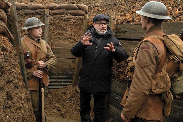 Phim thế chiến 1917 không ngôi sao vẫn làm nên kỳ tích Quả cầu vàng 2020 - Ảnh 3.