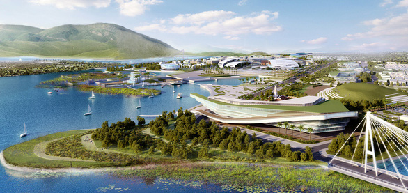 Chấm dứt dự án xây trung tâm hành chính hình tổ yến tỉnh Khánh Hòa theo hình thức BT - Ảnh 2.