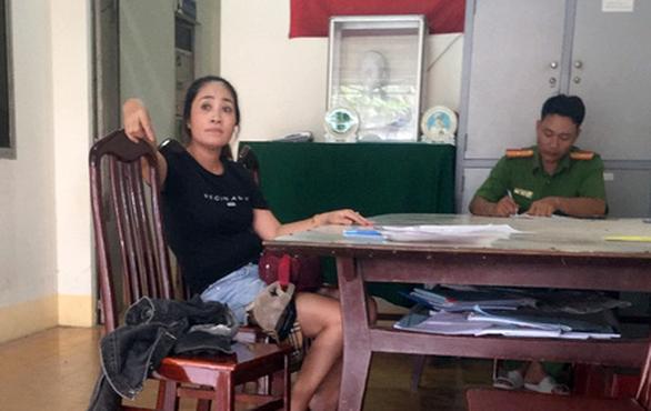 Tạm giữ hình sự 3 người bắt con nợ ở Vĩnh Long chở lên TP.HCM - Ảnh 1.