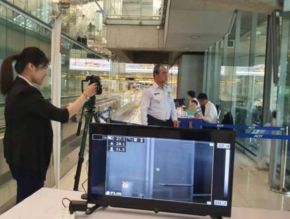 Giám sát chặt hành khách đến từ thành phố Trung Quốc đang có bệnh lạ - Ảnh 1.
