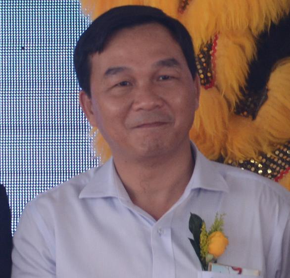 Cảnh cáo giám đốc Sở Tài nguyên - môi trường tỉnh Bình Thuận - Ảnh 2.