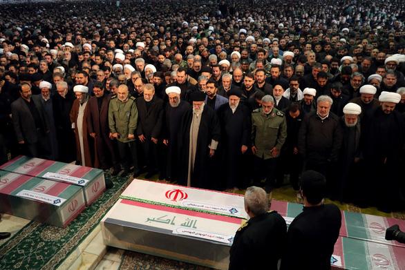 Đồng minh ở Trung Đông đang bỏ rơi Mỹ sau vụ giết tướng Iran? - Ảnh 2.