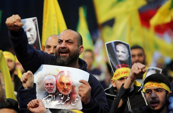 Đồng minh ở Trung Đông đang bỏ rơi Mỹ sau vụ giết tướng Iran? - Ảnh 1.