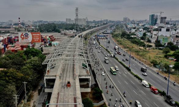 TP.HCM thực hiện hàng loạt dự án giao thông quan trọng năm 2020 - Ảnh 2.