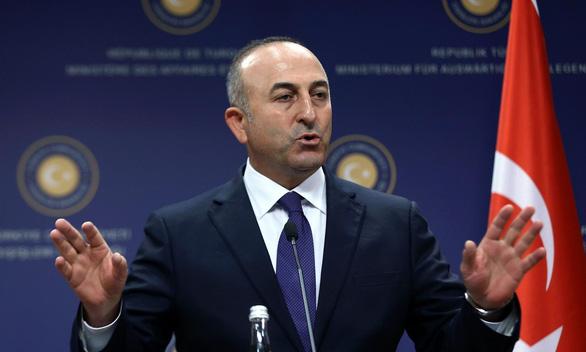 Thổ Nhĩ Kỳ tự nguyện đề xuất làm trung gian hòa giải Mỹ và Iran - Ảnh 1.