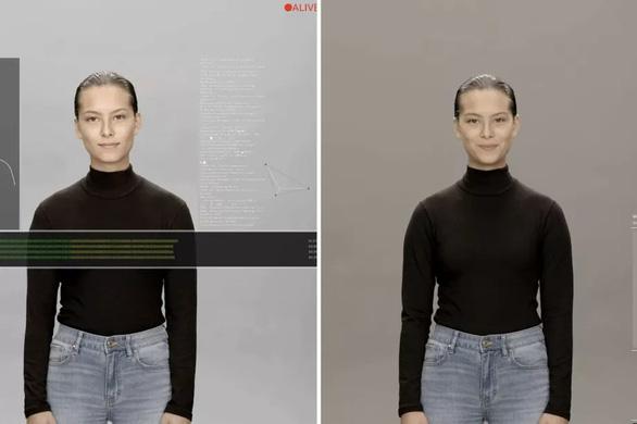 Chưa hết lo robot lấy việc lại đến 'người nhân tạo' - Ảnh 1.