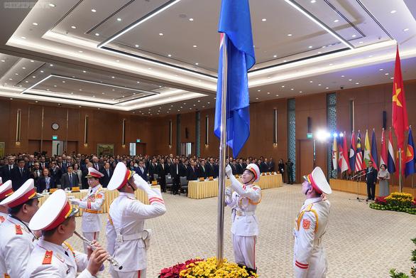 Thủ tướng Nguyễn Xuân Phúc: ASEAN phải là khu vực đáng sống trên thế giới - Ảnh 2.