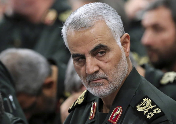 Mỹ tiêu diệt tướng Iran trên đất Iraq: Dựa trên luật nào? - Ảnh 1.
