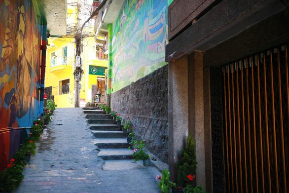 Hành trình đưa Dốc Nhà Làng thành điểm đến nghệ thuật ở Đà Lạt - Ảnh 3.