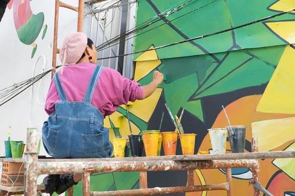 Hành trình đưa Dốc Nhà Làng thành điểm đến nghệ thuật ở Đà Lạt - Ảnh 5.