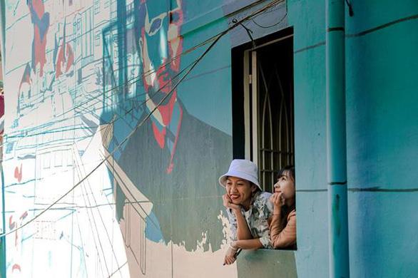 Hành trình đưa Dốc Nhà Làng thành điểm đến nghệ thuật ở Đà Lạt - Ảnh 7.
