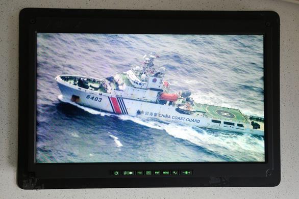 Indonesia triển khai 8 tàu chiến, đối đầu Trung Quốc trên Biển Đông - Ảnh 1.